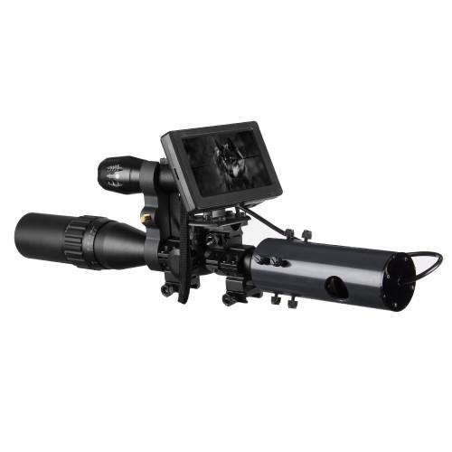 Night Vision Hunting Scope Camera