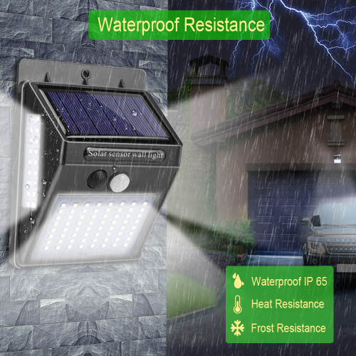 LED Outdoor Solar Security Light