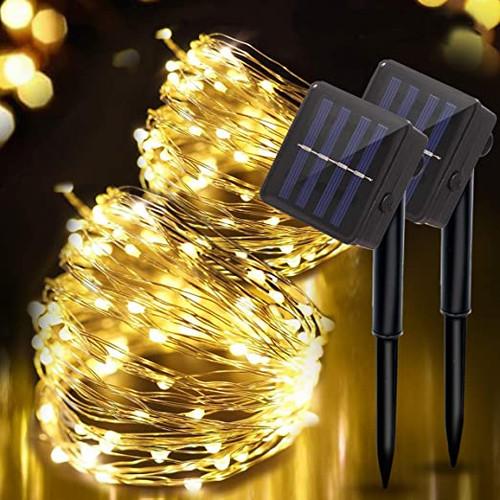 Solar String Fairy Lights