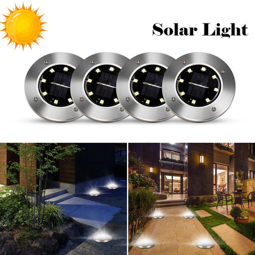 Solar LED Ground Lights