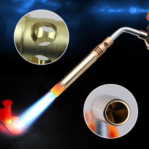 Outdoor Flame Blow Torch