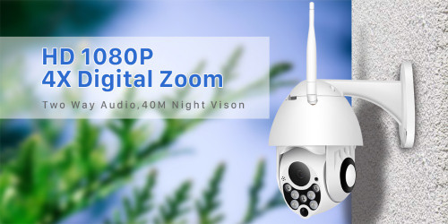 Smart CCTV Security Camera