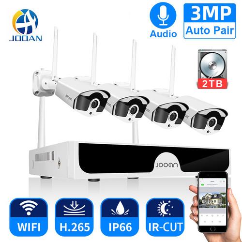 Smart CCTV Surveillance Camera