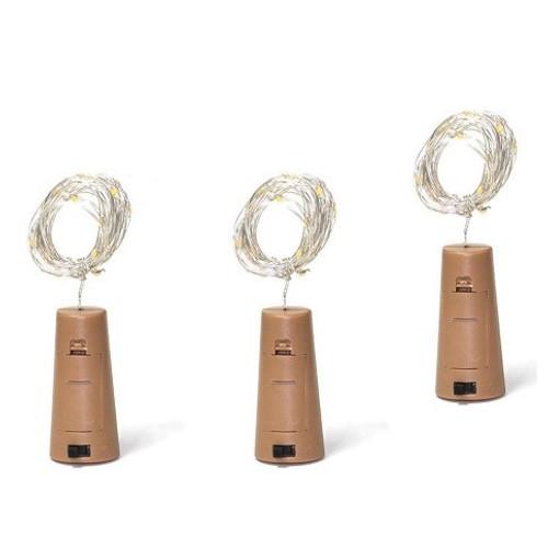 Wine Bottle Fairy Lights String