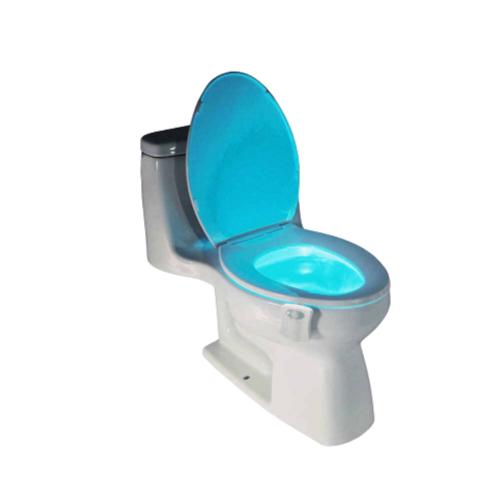 Smart LED Toilet Seat Light