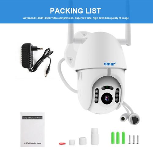 Smart Security CCTV Dome Camera