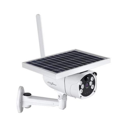 Smart Solar Security Camera
