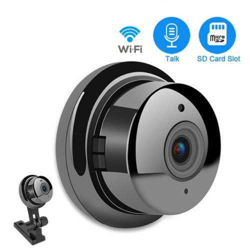 Smart Panoramic Security Camera