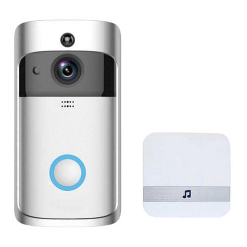 Smart Video Monitor Door Bell Alarm