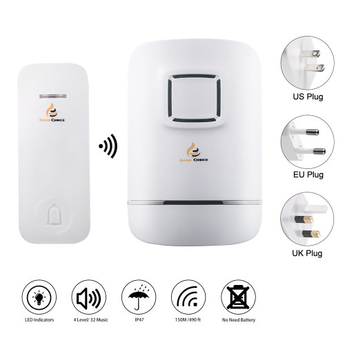 Smart Doorbell Alarm