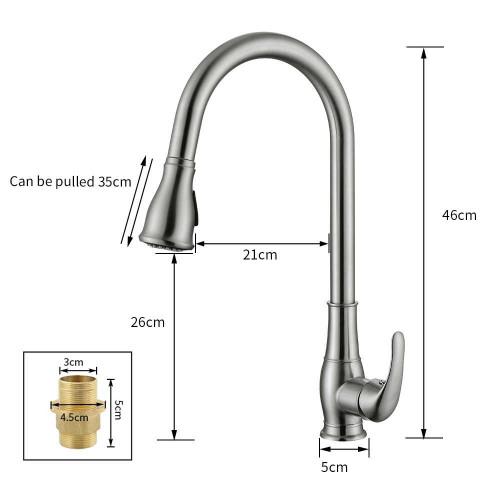 Smart Touch Kitchen Faucet