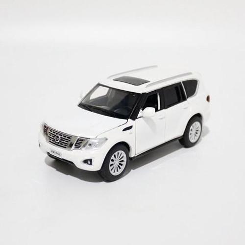 Nissan Patrol Toy Model