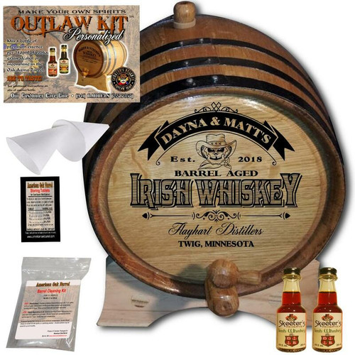 Personalized Outlaw Kit™ (105) - Create Your Own Spirits