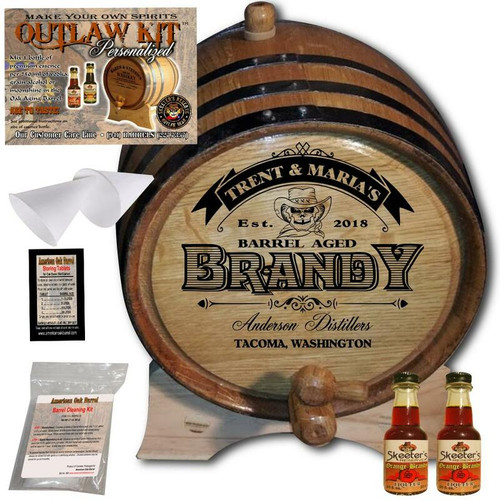 Personalized Outlaw Kit™ (106) - Create Your Own Spirits