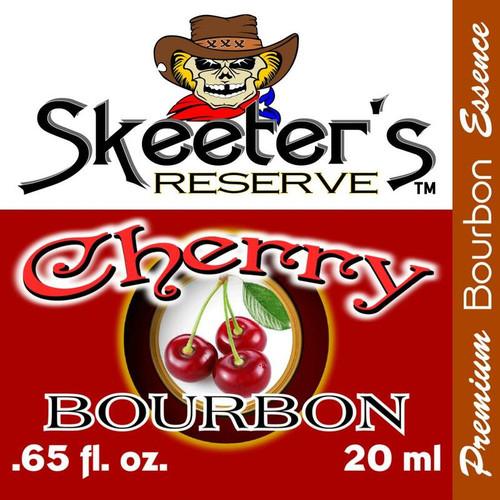 Skeeter's Reserve™ Cherry Bourbon Whiskey Premium Essence