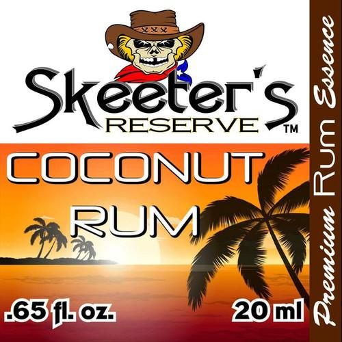 Skeeter's Reserve™ Coconut Rum Premium Essence