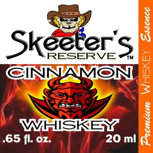 Skeeter's Reserve™ Cinnamon Whiskey Premium Essence