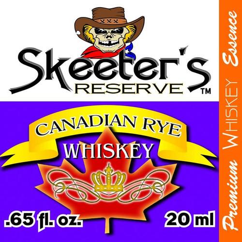 Skeeter's Reserve™ Canadian Rye Whiskey Premium Essence
