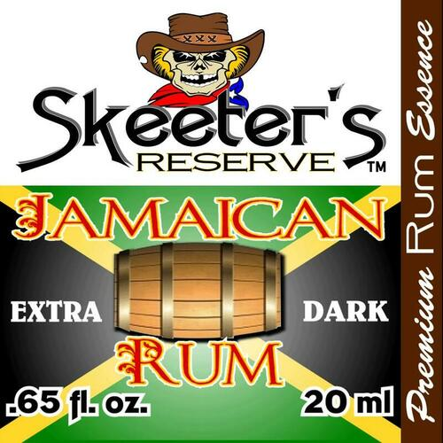 Skeeter's Reserve™ Dark Jamaican Rum Premium Essence