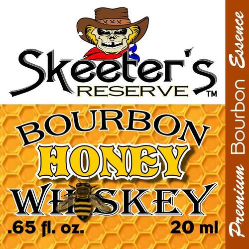 Skeeter's Reserve™ Honey Bourbon Whiskey Premium Essence