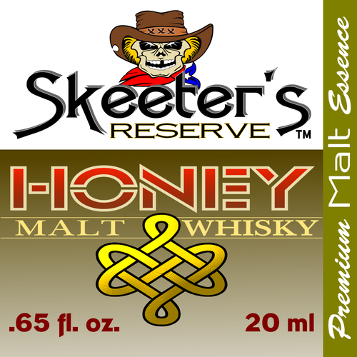 Skeeter's Reserve™ Honey Malt Whisky Premium Essence-Flavor Concentrate- Mixers, Cooking and Baking Recipes