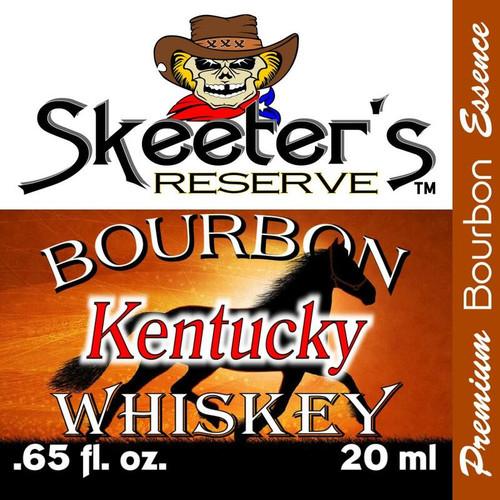 Skeeter's Reserve™ Kentucky Bourbon Whiskey Premium Essence