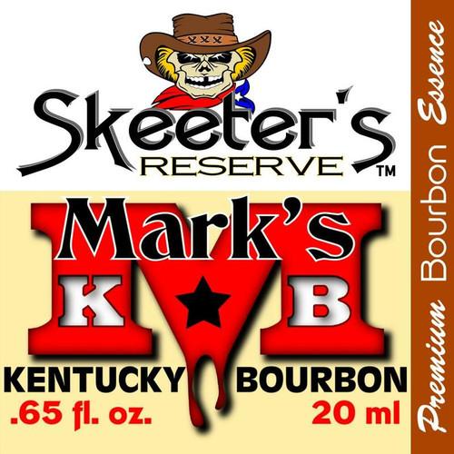 Skeeter's Reserve™ Mark's Kentucky Bourbon Whiskey Premium Essence