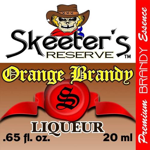 Skeeter's Reserve™ Orange Brandy Premium Essence