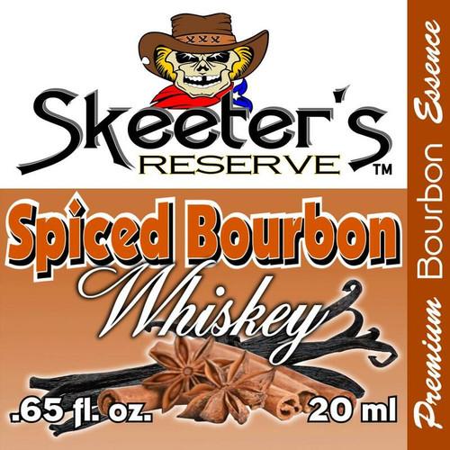 Skeeter's Reserve™ Spiced Bourbon Whiskey Premium Essence