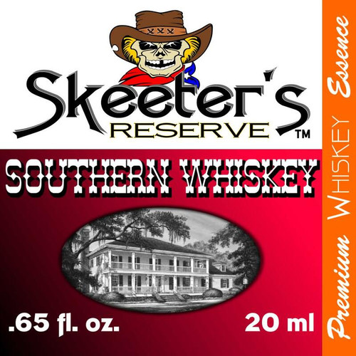 Skeeter's Reserve™ Southern Whiskey Premium Essence