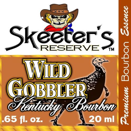 Skeeter's Reserve™ Wild Gobbler Bourbon Whiskey Premium Essence