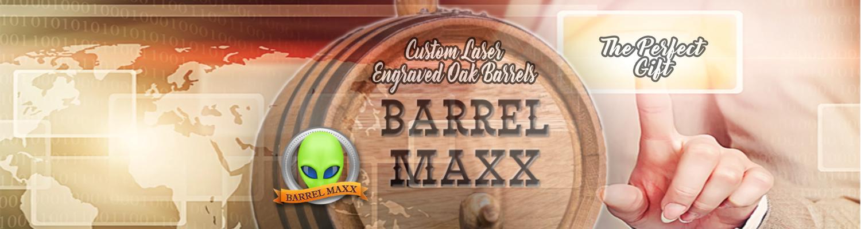 Barrel Maxx specializes in quailty, laser engraved, oak aging barrels, spirit making kits, liquor barrel accessories and liquor flavored essence.