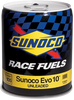 Sunoco Evo 10 105 Octane Race Fuel, 5 Gallon Pail