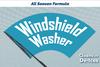 Windshield Washer Fluid -20F