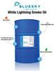 BlueSky White Lightning Smoke Oil   55 Gallon Drum