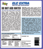 Sunoco ELC Extra Extended Life Coolant Label