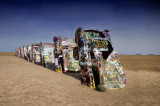 Amarillo Texas' Quirky Cadillac Ranch