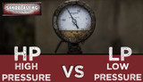 LP vs HP: Which Blast Machine Do I Need?