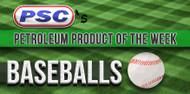 Petroleum Product of the Week: Baseballs