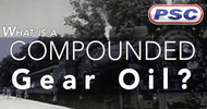 What are Compounded Gear Oils?