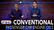 Conventional Passenger Car Engine Oil
