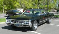 Supernatural's 1967 Chevrolet Impala