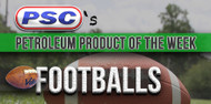 Petroleum Product of the Week: Footballs