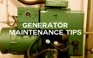 A Little Known Fact About Generator Maintenance