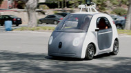 Google's Driverless Car to Possibly Add External Airbag