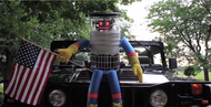 HitchBOT, the Hitchhiking Robot, Dismembered in Philadelphia