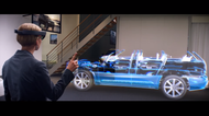 Stepping Into the Holographic Landscape: Volvo Joins Microsoft HoloLens in new Advertising Campaign
