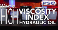 What's a High Viscosity Index Hydraulic (HVI) Oil?