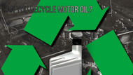 Recycling your Motor Oil: is it actually possible?