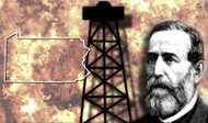 Pennsylvania once provided 1/3 of the world's oil. The result? 200,000 abandoned and explosive oil wells.